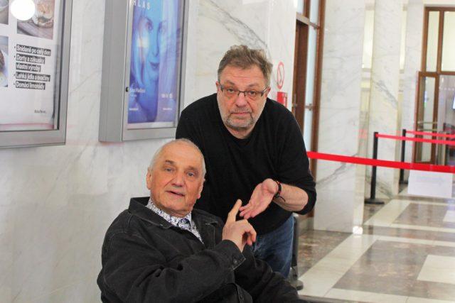 Milan Šteindler a David Vávra