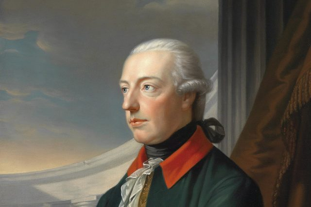 Josef II.   foto: Carl von Sales,  Wikimedia Commons,  CC0 1.0