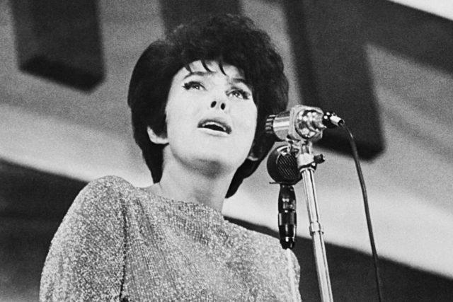 Judita Čeřovská v Polsku 4. 10.1963