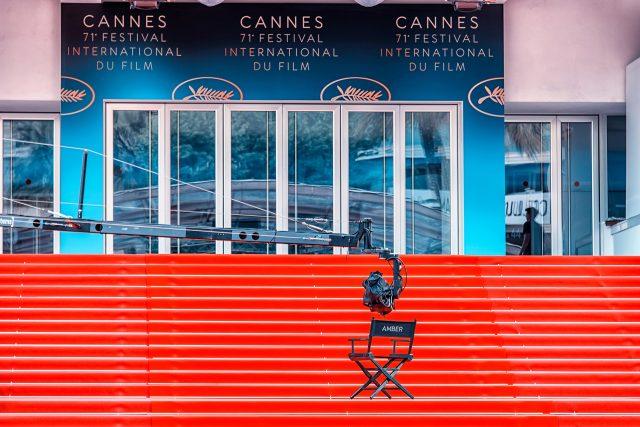 Červený koberec na filmovém festivalu v Cannes | foto: Profimedia