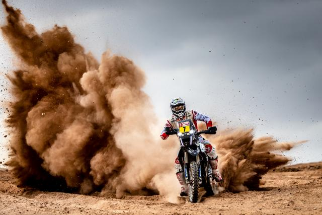 Rallye Dakar hledáčkem Mariana Chytky   foto: Marian Chytka