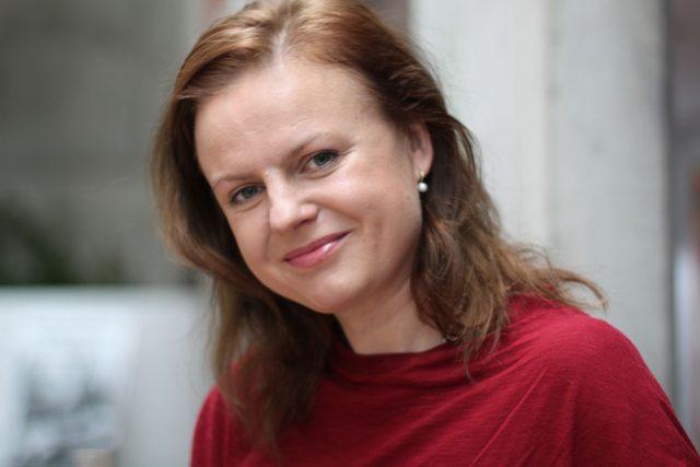 Theodora Remundová   foto: Elena Horálková,  Český rozhlas