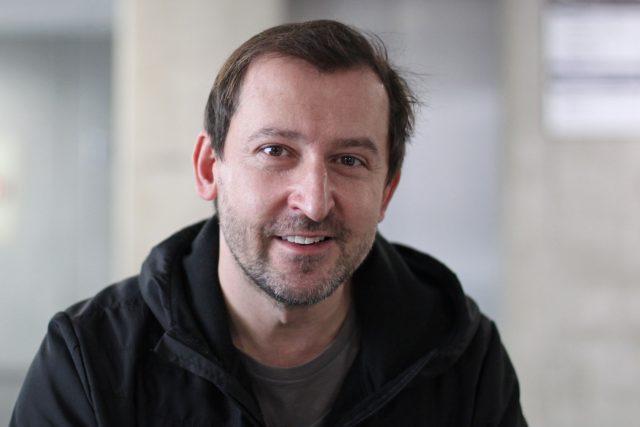Herec Martin Hofmann
