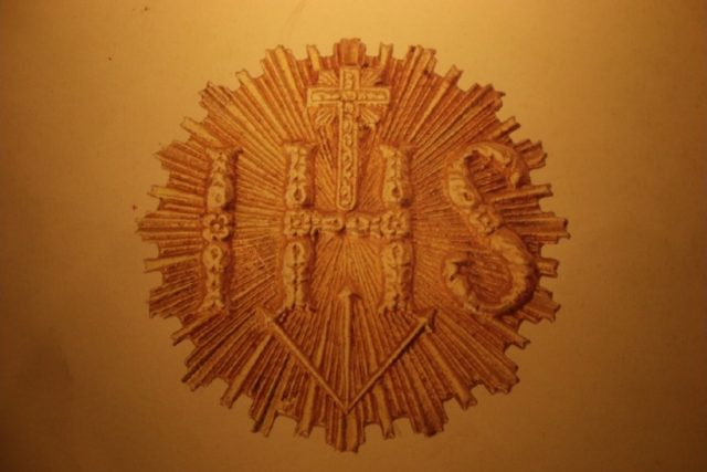 Jezuitský symbol | foto: Wikimedia Commons,  CC0 1.0