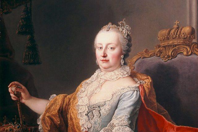 Marie Terezie | foto: Wikimedia Commons,  CC0 1.0
