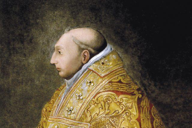 Papež Martin V. | foto:  Pisanello,  Wikimedia Commons,  CC0 1.0