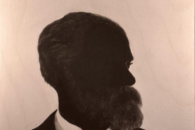 Antonín Dvořák,  malířka Hana Shannon | foto: archív Hany Shannon