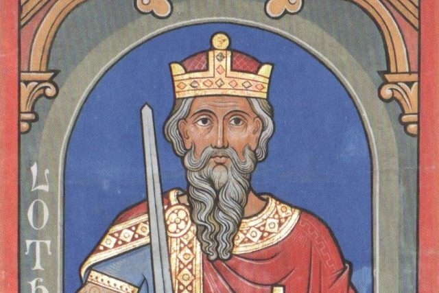 Lothar III. | foto: Wikimedia Commons