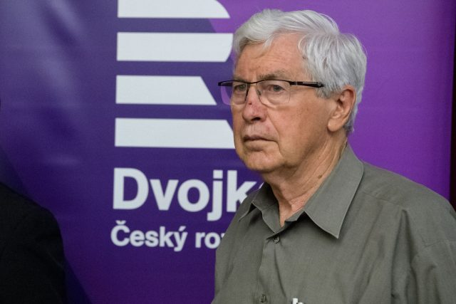 Jiří Grygar | foto: Khalil Baalbaki,  Český rozhlas,  Český rozhlas