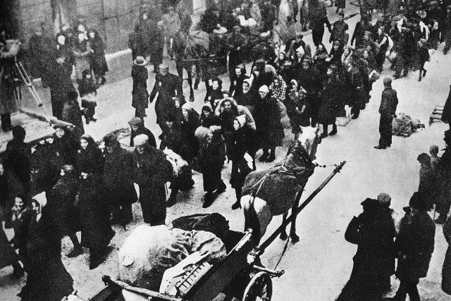 Varšavské pokleknutí byl symbolický akt německého kancléře Willyho Brandta