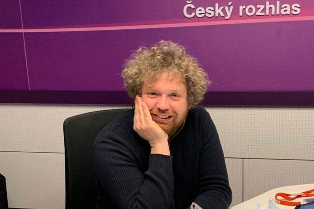 Vít Klusák | foto: Marta Marinová,  Český rozhlas,  Český rozhlas
