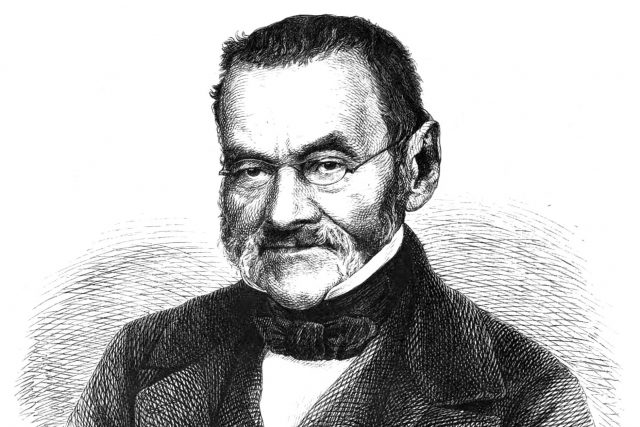 Charles Sealsfield | foto: Wikimedia Commons,  CC0 1.0