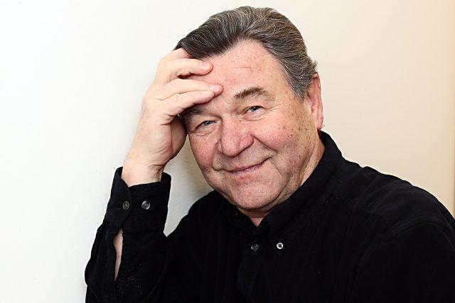 Václav Postránecký  (18. 1. 2016,  Narodní divadlo)   foto: Profimedia