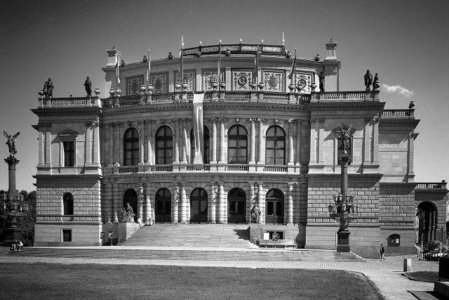 Rudolfinum | foto: Archiv festivalu Pražské jaro