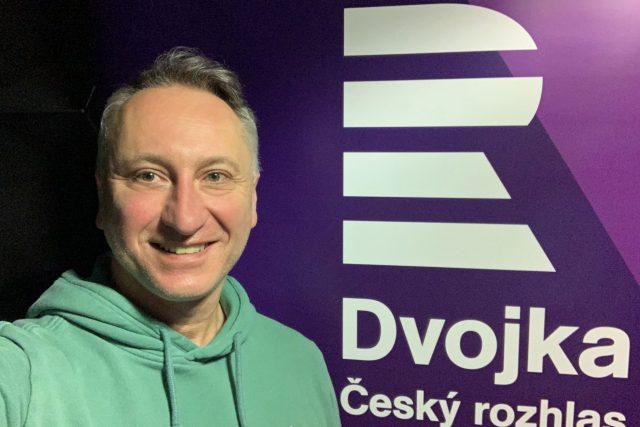 Václav Krejčík | foto: Marta Marinová,  Český rozhlas
