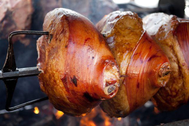 Pražská šunka byla tak oblíbená, že se vyvážela až do daleké Ameriky