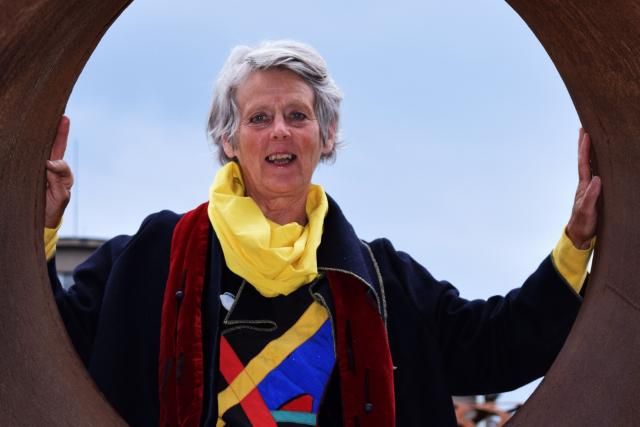 Eva Roučka,  výtvarnice a sochařka | foto: archiv Evy Roučky