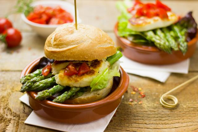 Burgery pro vegetariány jsou ekologické, etické a také zdravé