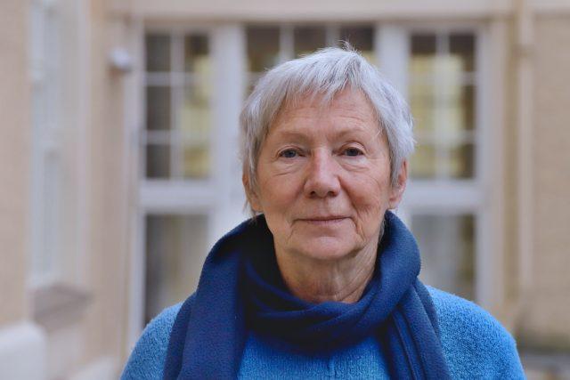 Dana Syslová | foto: Jana Myslivečková,  Český rozhlas