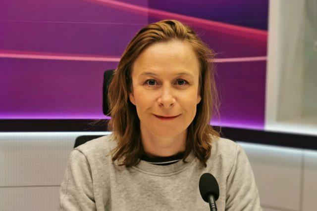 Petra Špalková | foto: Tereza Boučková,  Český rozhlas