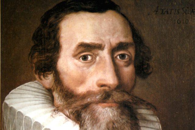 Jan Kepler,  1620 | foto: autor neznámý,  Wikimedia Commons,  CC0 1.0