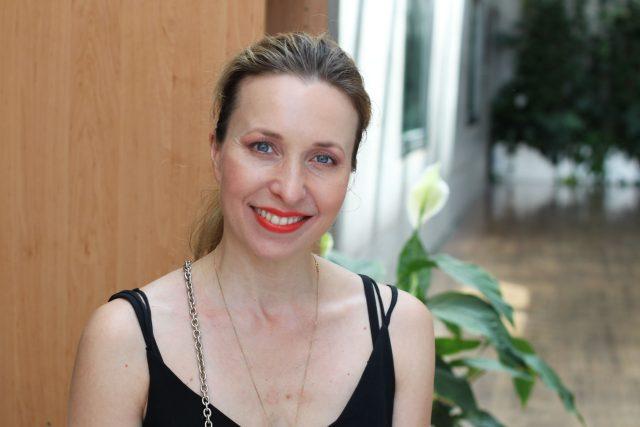 Tereza Bebarová | foto: Elena Horálková,  Český rozhlas,  Český rozhlas