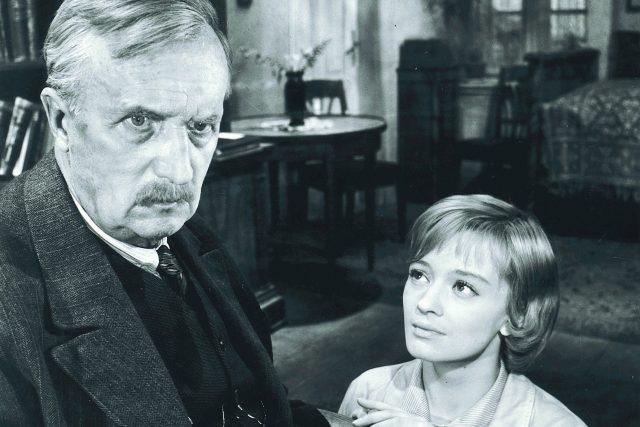 František Smolík ve filmu Vyšší princip