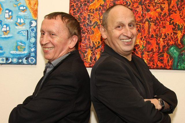 Ivan Kraus a Jan Kraus (2009)