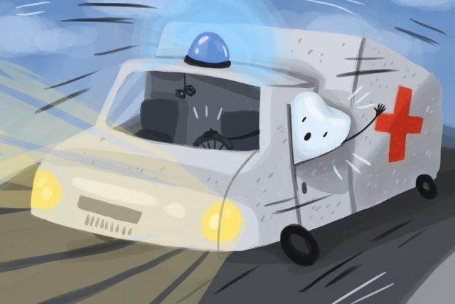 Marka Míková: Hajaja z nemocnice
