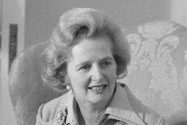 Margaret Thatcherová byla dosud jedinou premiérkou Velké Británie   foto: Fotobanka Pixabay