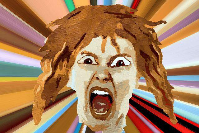 vztek   foto: Pixabay