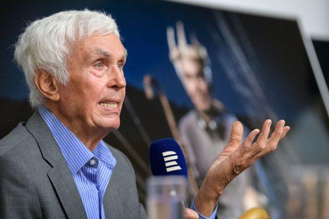 Zakladatel Meteoru Josef Kleibl vzpomíná při 55. výročí pořadu