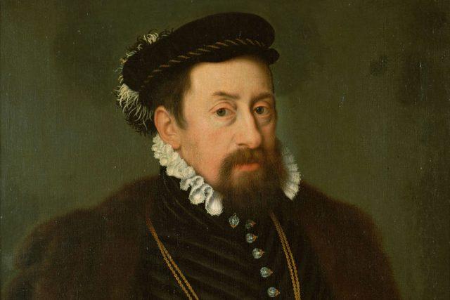 Maxmilián II. Habsburský,  císař římský, král český a uherský, markrabě moravský a arcivévoda rakouský