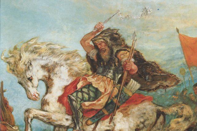 Attila,  Eugène Delacroix | foto: Wikimedia
