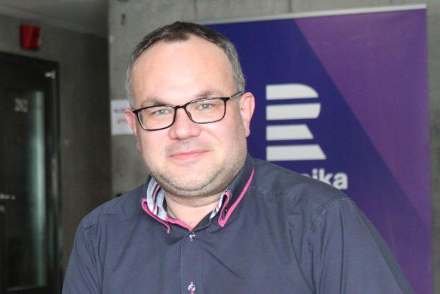 David Mareček | foto: Elena Horálková,  Český rozhlas