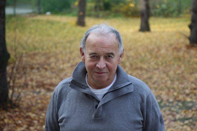 Ivan Vyskočil | foto: Jana Myslivečková,  Český rozhlas,  Český rozhlas