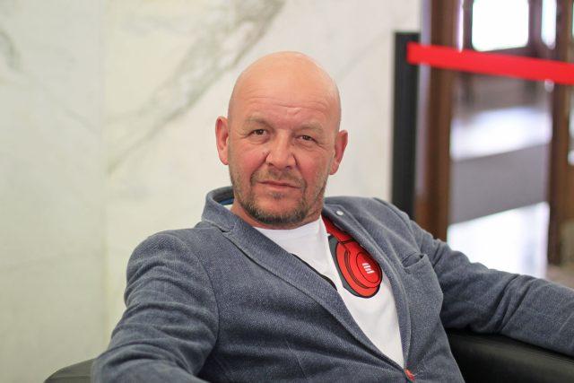 Pavel Nečas | foto: Elena Horálková,  Český rozhlas