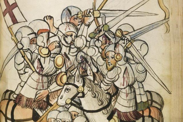 Husitské války   foto: Europeana Collections,  CC BY-NC-ND 3.0