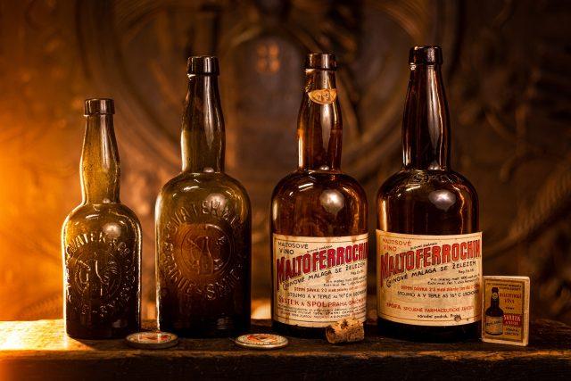 Vše začalo výrobou léčivých vín