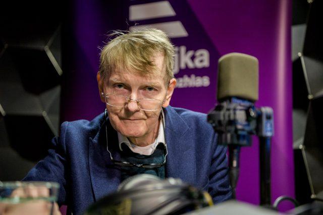 Imunolog Jaroslav Svoboda