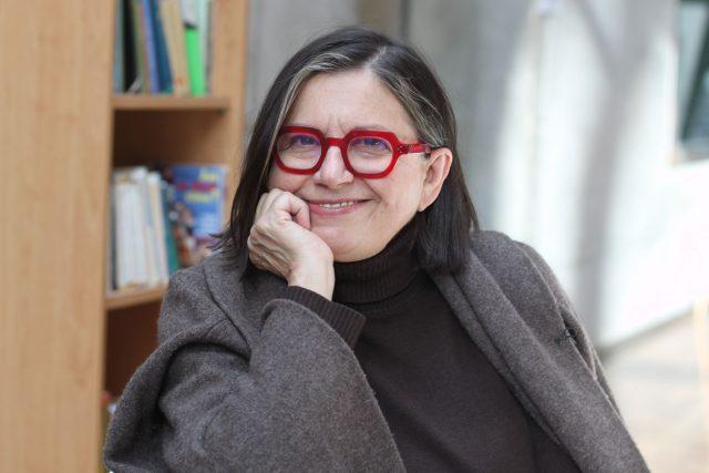 Zuzana Kronerová | foto: Elena Horálková,  Český rozhlas