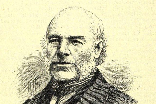 Joachim Barrande | foto: Wikimedia Commons,  CC0 1.0
