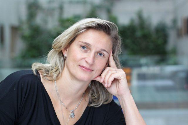 Bára Špotáková | foto: Elena Horálková,  Český rozhlas