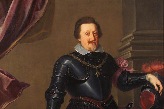 Císař Ferdinand II. | foto: Georg Pachmann,  Wikimedia Commons,  CC0 1.0