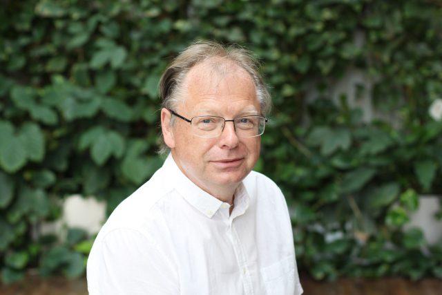 Miloslav Šmídmajer | foto: Elena Horálková,  Český rozhlas,  Český rozhlas