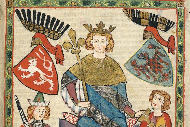 Václav II. | foto: Wikimedia Commons