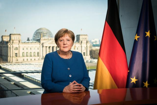 Německá kancléřka Angela Merkelová | foto: Fotobanka Profimedia