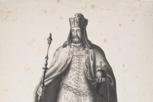 Karel IV. Lucemburský | foto: eSbírky – kulturní dědictví on-line,  Národní muzeum,  CC BY 4.0