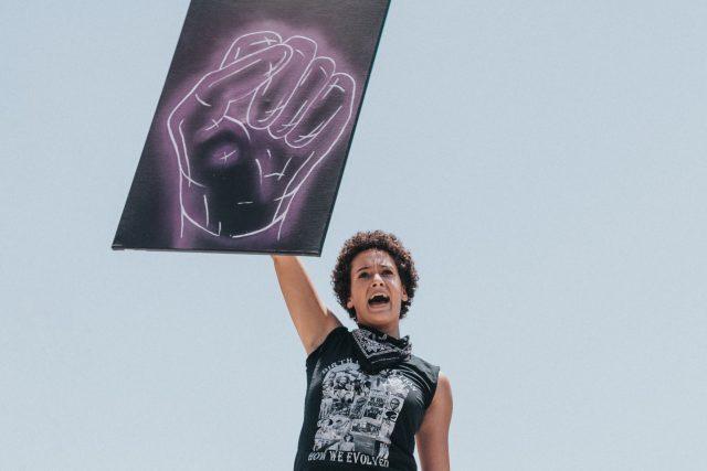 Protest Black lives matter | foto: Fotobanka Unsplash