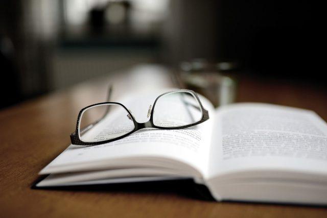 Inspirativní kniha,  která řekne mnohé o strachu   foto: Fotobanka Pixabay  (5008272)